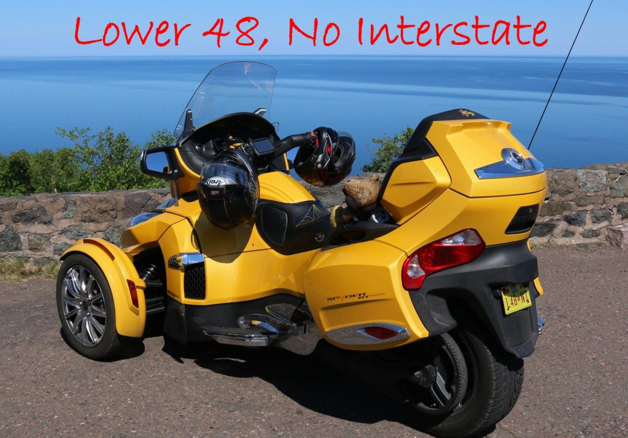 Lower 48, No Interstate
